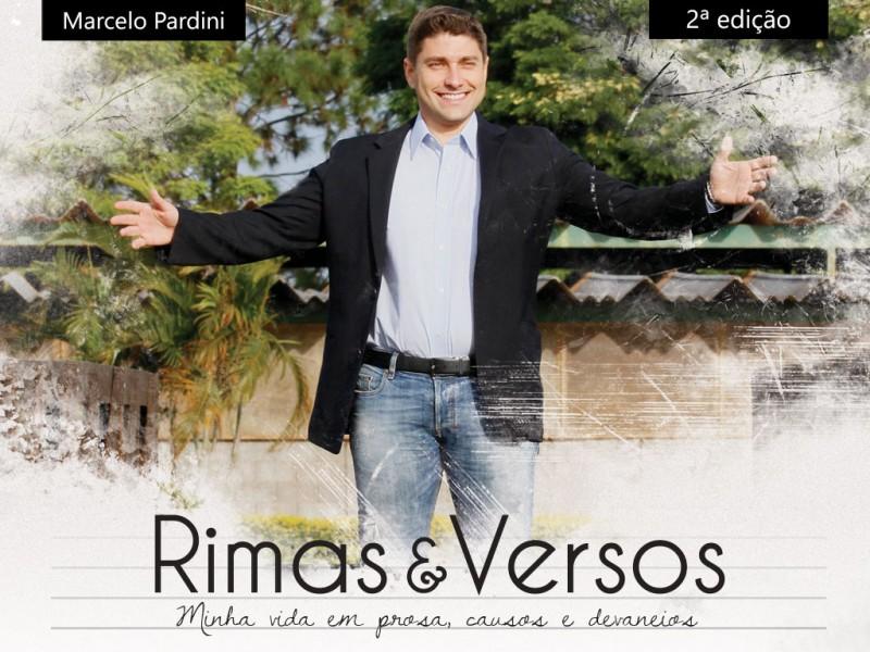 Banner Rimas & Versos - 2ª Edição