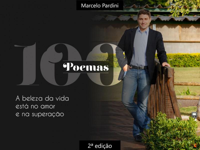 Banner 100 Poemas - 2ª Edição